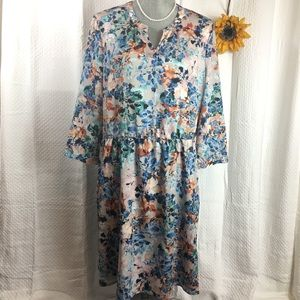 NWT! The Limited floral dress. Size XL